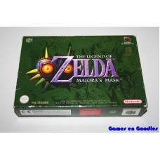 The Legend of Zelda: Majora's Mask (Compleet)