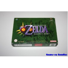 The Legend of Zelda: Majora's Mask (Compleet) (3)