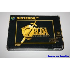 The Legend of Zelda: Ocarina of Time (Compleet) (1)