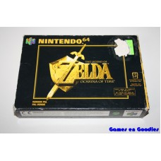 The Legend of Zelda: Ocarina of Time (Compleet) (2)