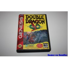 Double Dragon V: The Shadow Falls (Ex Rental / Geen Boekje)
