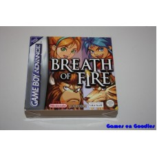 Breath of Fire (Compleet)
