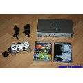 PlayStation 2 Silver Set
