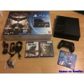 PlayStation 4 Compleet + Games