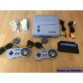 Super Players Entertainment System + Retro Port Adapter