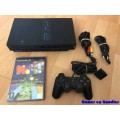 PlayStation 2 Set + Game