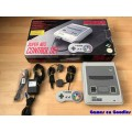 Super Nintendo SNES Set + Doos